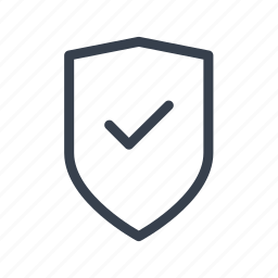 antivirus, check, defence, defense, protect, protection, shield icon