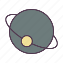 .svg, planets in space, space, spaceship icon icon
