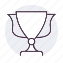 achievement, award, champion, competition, cup, trophy, winner icon icon