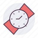 fashion, hand watch, timer, watch, wristwatch icon icon
