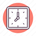 alarm, alert, clock, history, schedule, time, watch icon icon