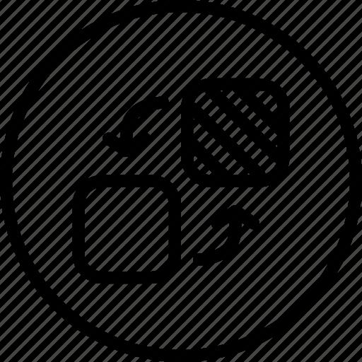 circle button, function, interface, option, testing, ui icon