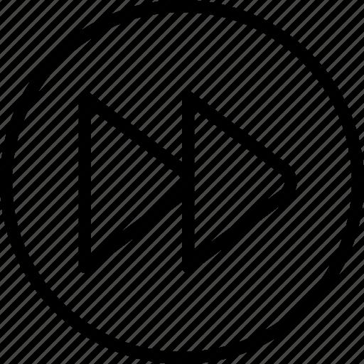 app, circle button, interface, music, ui icon