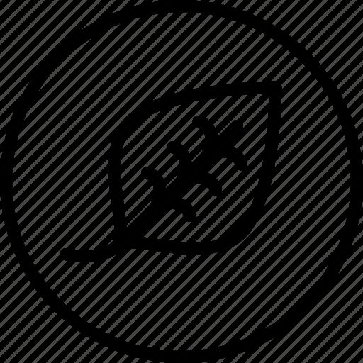 circle button, eco, ecology, interface, nature icon
