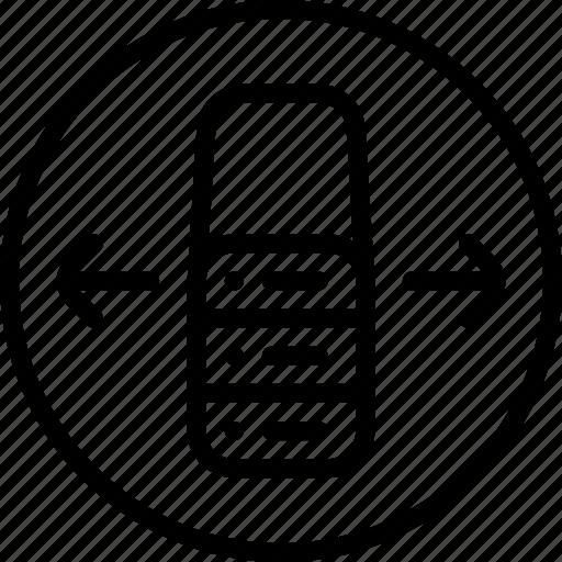 circle button, data, database, harddisk, interface icon