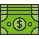 dollar, finance, money, payment, price icon