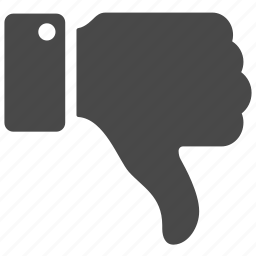 dislike, hand, like, thumb, vote icon