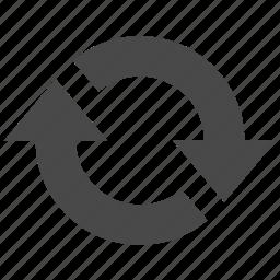 arrow, arrows, refresh, reload, untitled icon