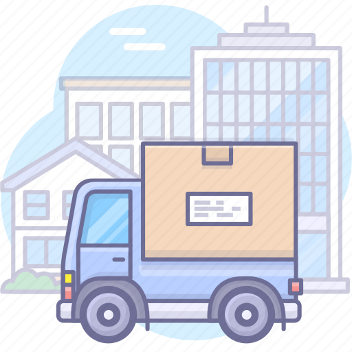 cargo, delivery, logistic, logistics, shipping, truck icon