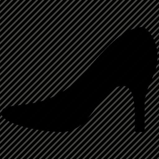 dress, fashion, footwear, heel, high heel, shoes icon