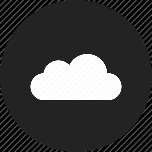 cloud, cloudscape, hosting, sky icon