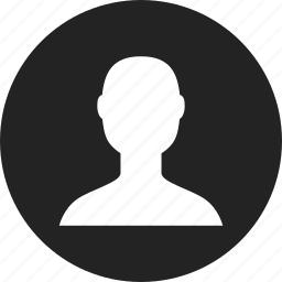 avatar, face, head, user icon