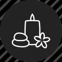beauty, health, salon, spa icon
