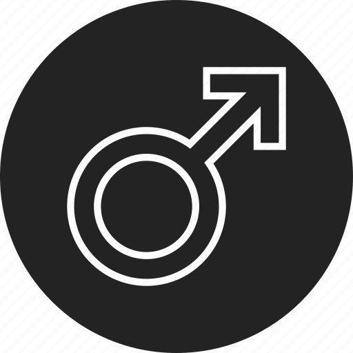 gender, male, mars, sex icon
