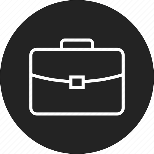 brief, briefcase, case, suitcase icon