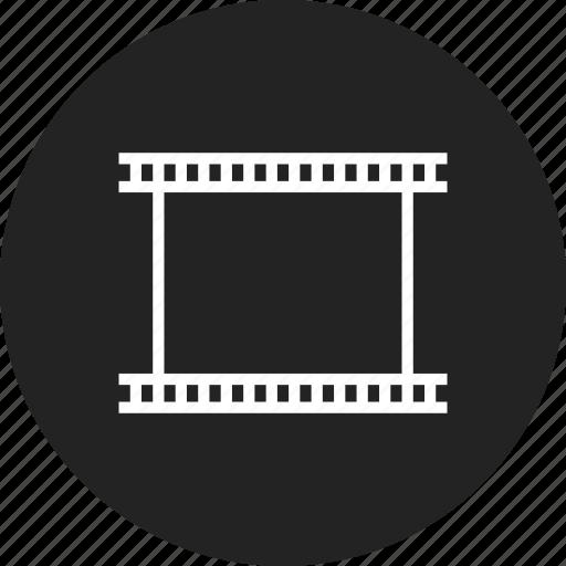 film, movie, tape, video icon