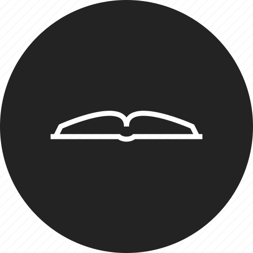 book, library, text, textbook icon