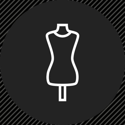 dummy, fashion, manikin, mannequin icon