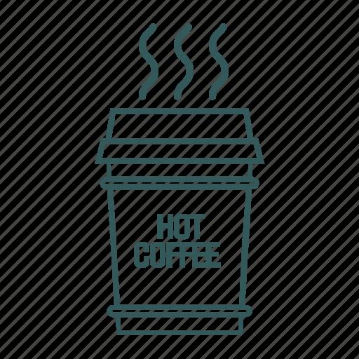 beverage, coffee, coffee shop, cup, drink icon