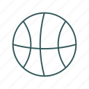 active, ball, basketball, game, play icon, sport icon