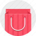 bag, shop, shopping, shoppingbag icon
