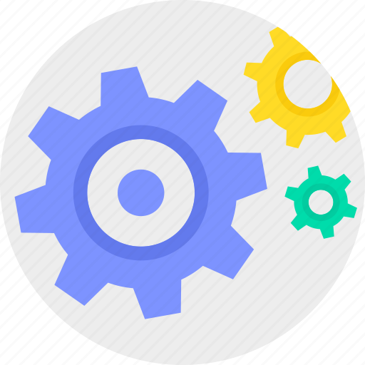 cogwheel, configure, control, gear, settings, teamwork icon