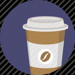 break, cafe, coffee, coffee break, cup, hot icon