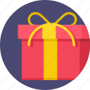box, christmas, gift, package, present, reward icon