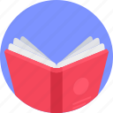 book, education, page, read, reading icon
