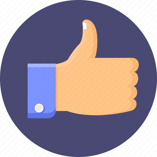 Hand, like, ok, thumb, thumbup, up icon - Download on Iconfinder