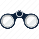 binocular, binoculars, find, look, search, view icon
