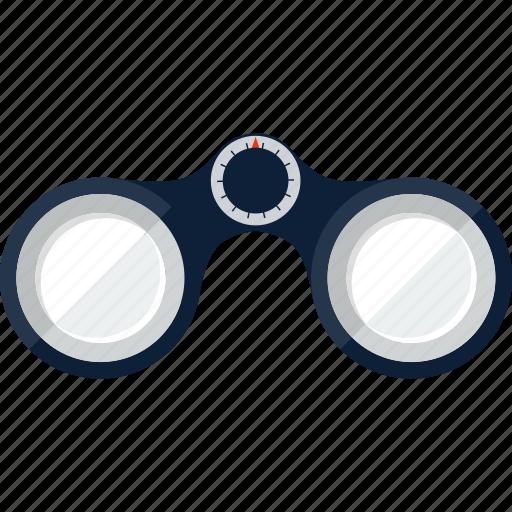 binocular, binoculars, find, look, search, view icon