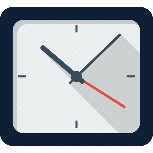 clock, date, time, timer, watch icon