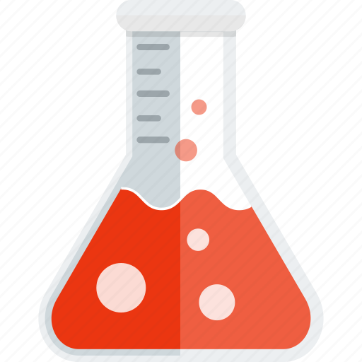 chemistry, flask, lab, laboratory, medical, science icon