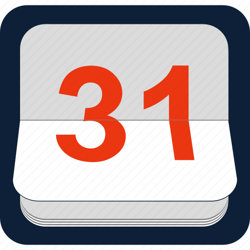 Appointment, calendar, date, deadline, flip, page, paper icon - Download on Iconfinder