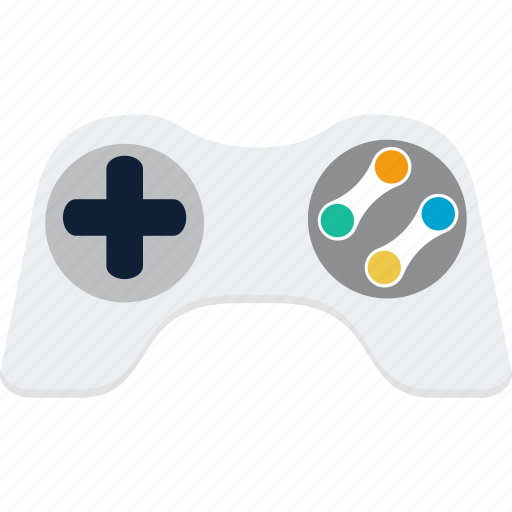 console, controller, gamepad, joypad, joystick, video icon