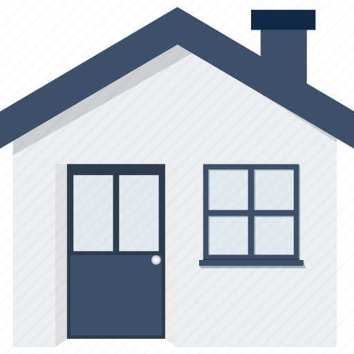Building, home, real, estate, house icon