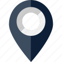 address, gps, location, map, marker, navigation, pin icon
