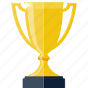 award, cup, prize, reward, trophy, win, winner icon