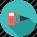 fuel, mix, petrol, pump, station icon