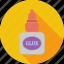 glue, mix, tube icon