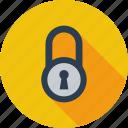 keyhole, lock, mix, passcode, password icon