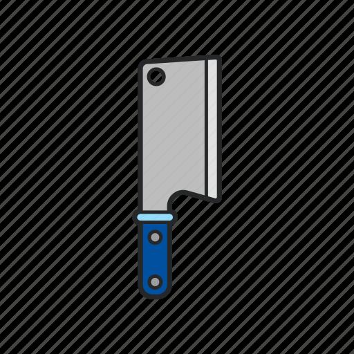 ax, chop, cut, tool icon