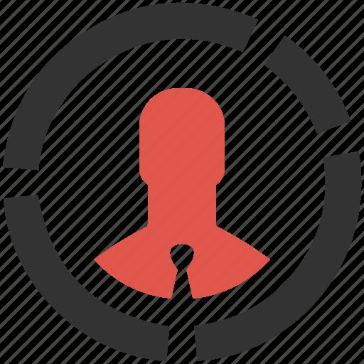 account, business, businessman, person, professional, profile, user icon
