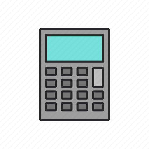calculator, count, math, numbers icon
