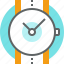 clock, fashion, smartwatch, time, timer, watch icon