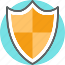 lock, protect, protection, safe, secure, security, shield icon