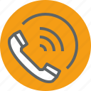 business, call, communication, interaction, internet, phone, seo icon
