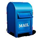 mailbox, postbox icon
