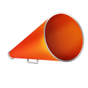 advertising, blog, bullhorn icon
